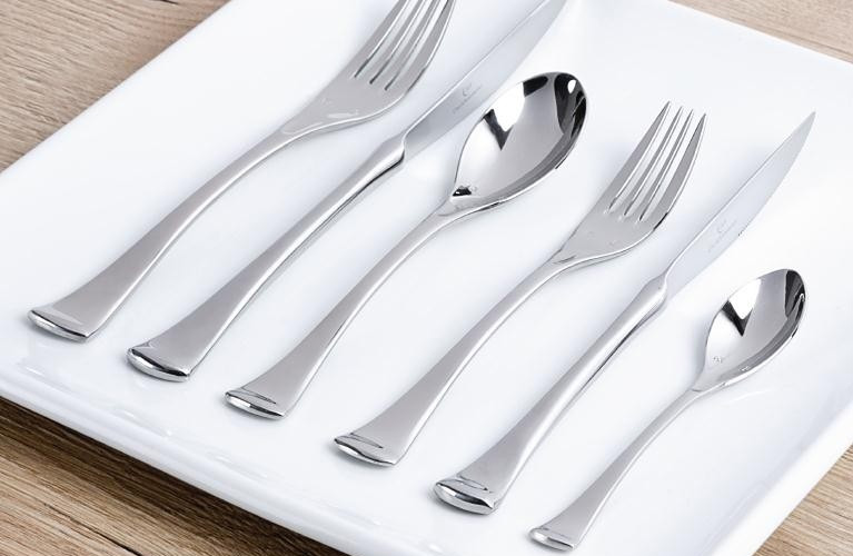 Restaurant quality Arcoroc Cutlery comes with a 10 year guarantee