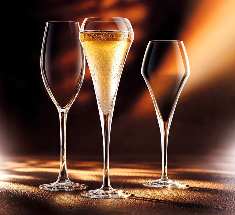 Shop Online for Chef & Sommelier Champagne Flutes