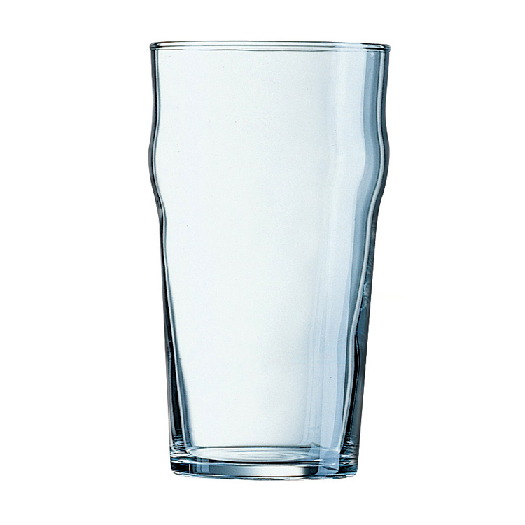 Nonic Beer Glass 1pt / Arcoroc Beer Glasses