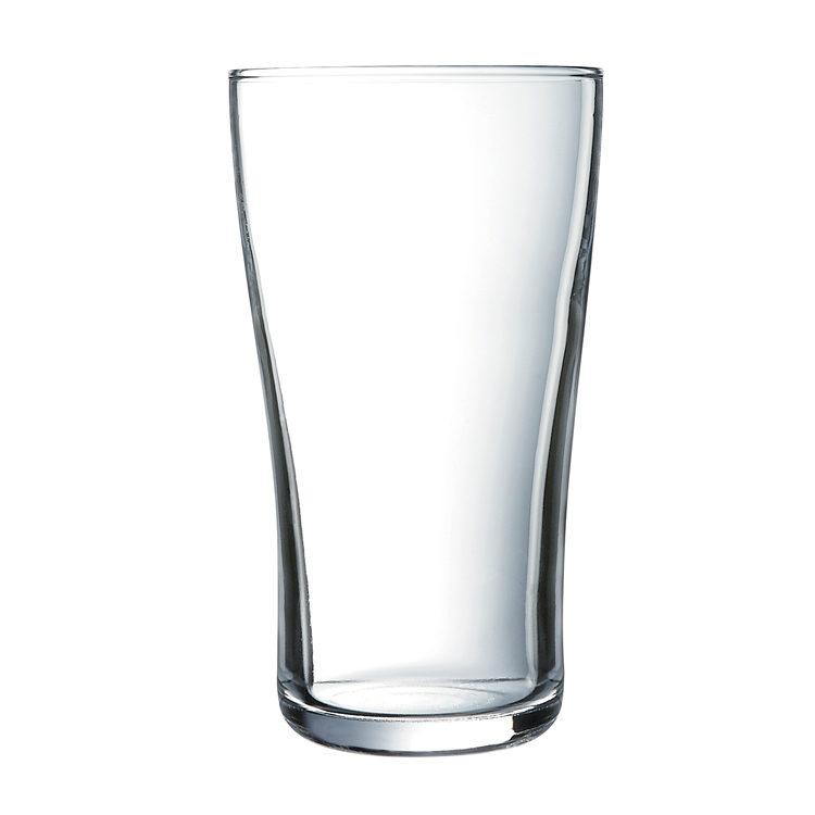Ultimate Pint Glass CE 1pt 58.5cl / Head Booster / Arcoroc Beer Glasses