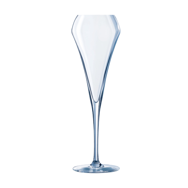 Chef and Sommelier Open Up Effervescent Champagne Flute 20cl / Open Up Glasses