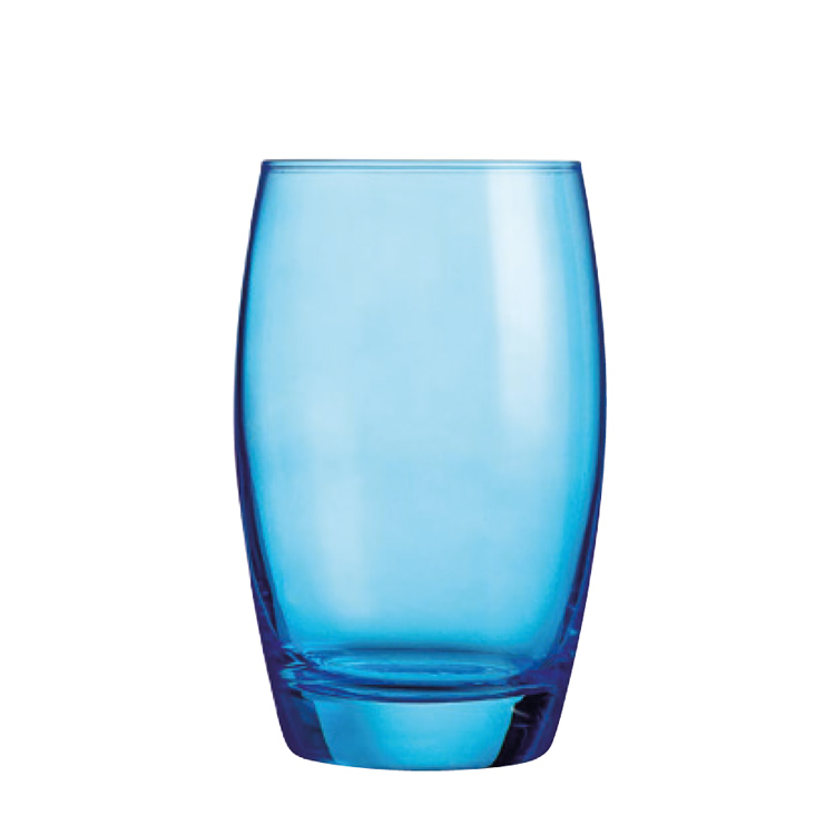Salto Ice Blue Hi Ball Tumbler 35cl / Salto Glasses
