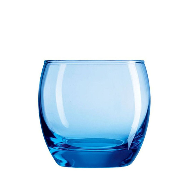 Salto Ice Blue Old Fashioned Tumbler 32cl / Salto Glasses