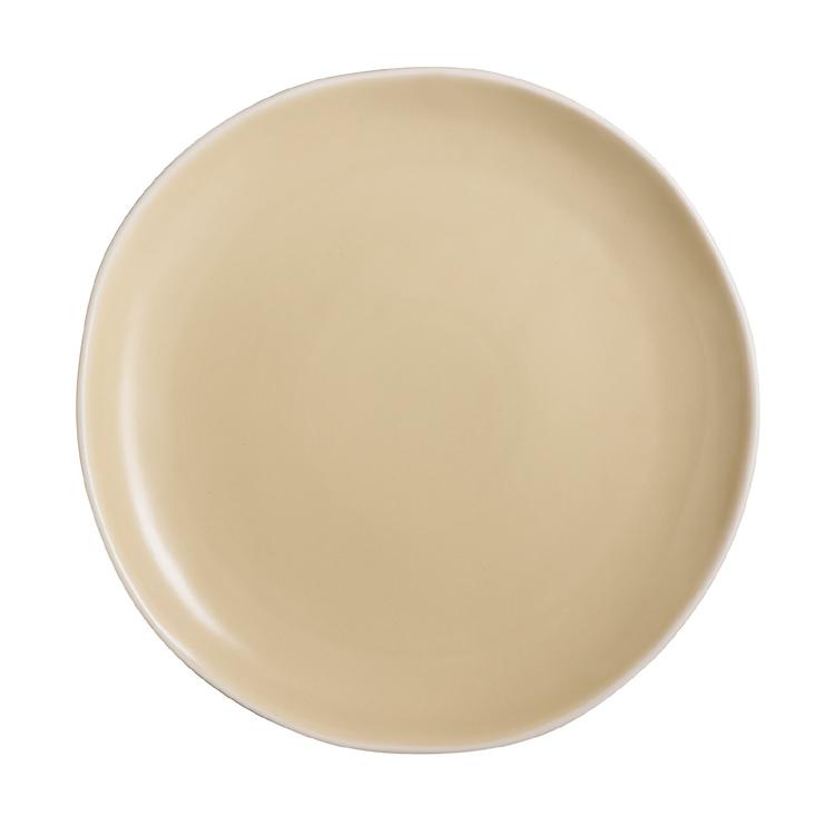 Canyon Ridge Sand Plate / Arcoroc Dinnerware