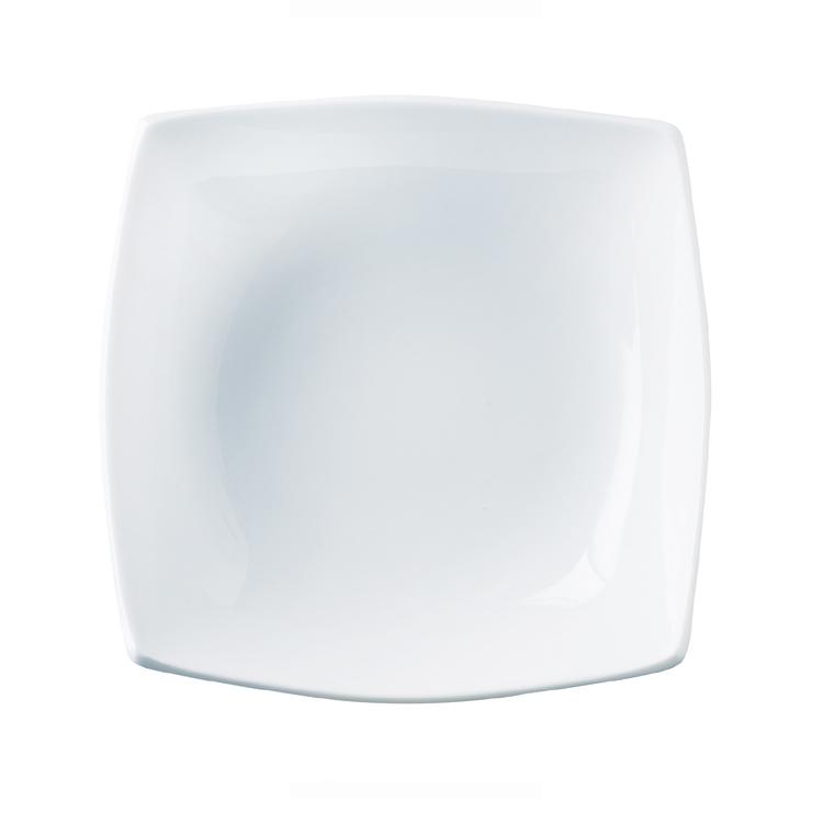 Delice White Soup Plate / Arcoroc Dinnerware