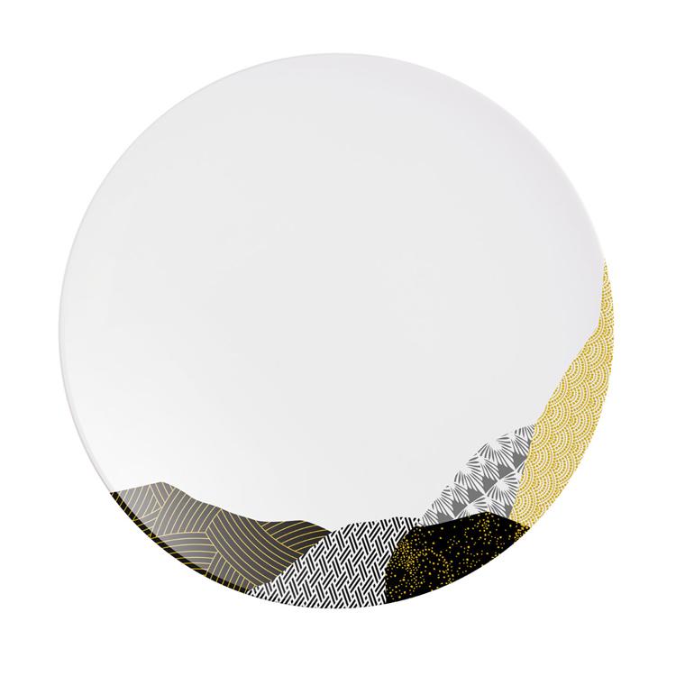 Fragment Ambre / Gold / Arcoroc Dinnerware